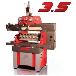 SERDI 3.5 Máquina de procesamiento de asiento de válvula