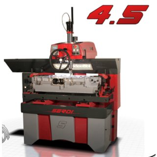 SERDI 4.5 Power, máquina de procesamiento de asiento de válvula