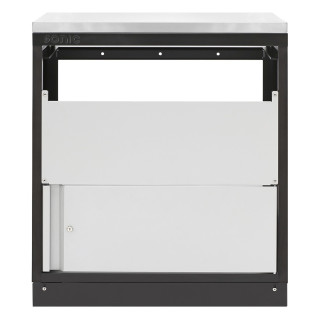 MSS 845mm cabinet for cable drum without worktop