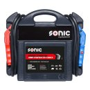 Mobile jump starter with capacitor 12V / 1300A