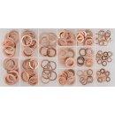 Sealing ring assortment 150 pcs.