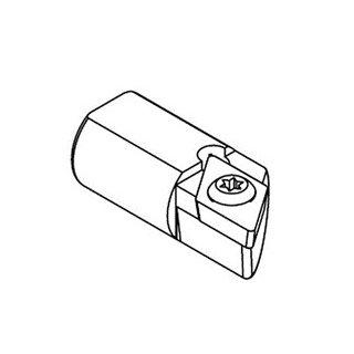 Bohrwerkzeug 10 x25 mm mit Wendeplatte