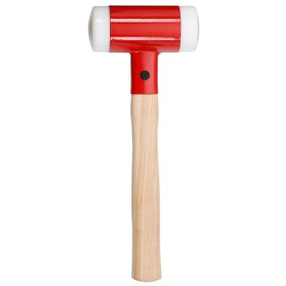Sonic Hammer with nylon tips 1340gr. with ash handle