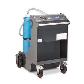 AdBlue® filling device 210 LITER PROFI LINE PLUS, with roller conveyor