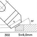 Form tool SK 302 CX