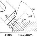 Form tool SK 4188 A