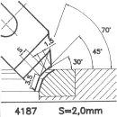 Form tool SK 4187 A