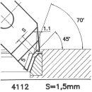 Form tool SK 4112 A