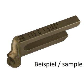 Outil de façon SK 105 C, 45°, 0,5mmm