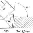 Form tool SK 365 A