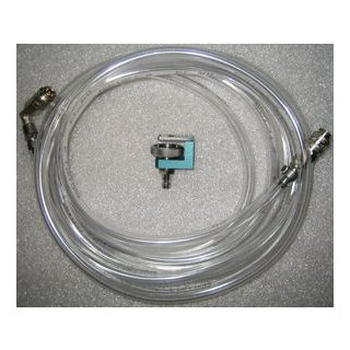 Return-hose with adaptor