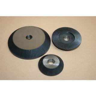 Ersatzfräser doppelseitig 0°/45°, 40 mm Aufnahme 14 mm